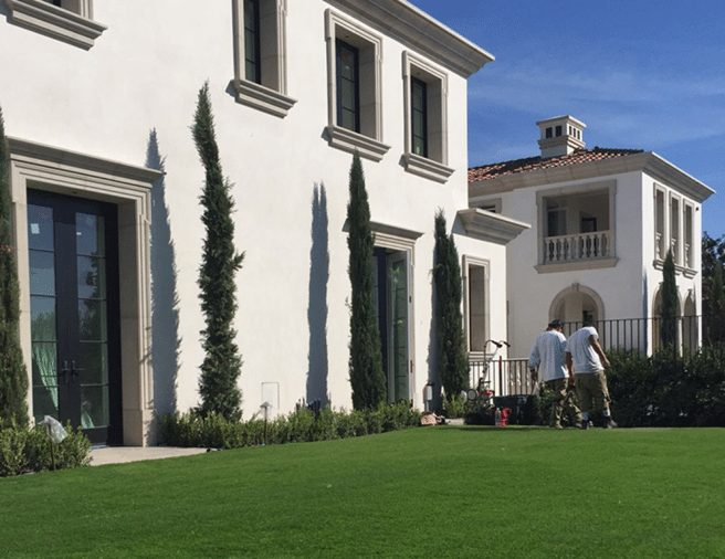 Commercial Artificial Grass Landscapes - Coronado Best Turf, San Deigo