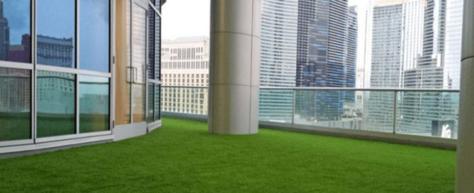 Artificial Grass Rooftops & Decks - Coronado Best Turf Landscapes