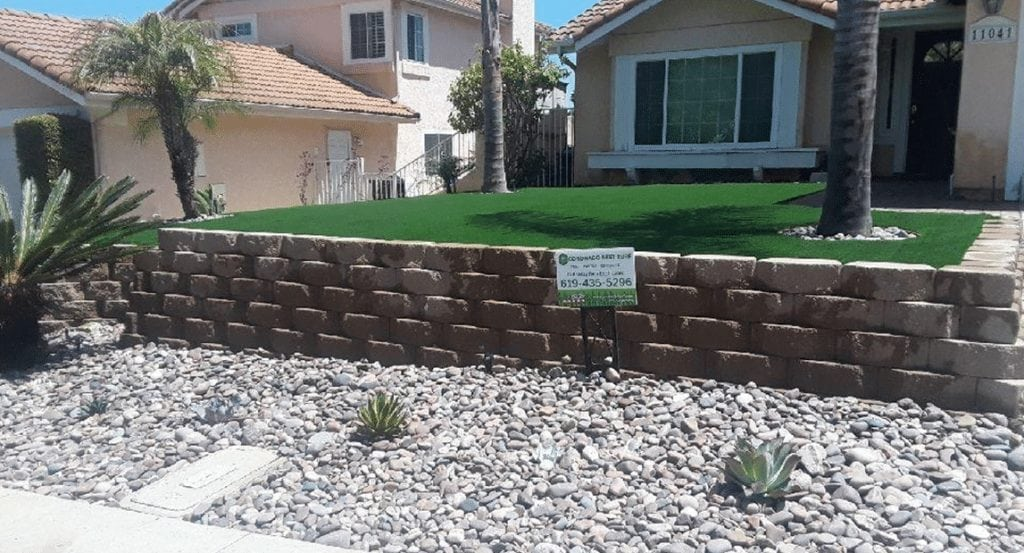 Maintenance and Care - Coronado Best Turf  & Artificial Grass Landscapes