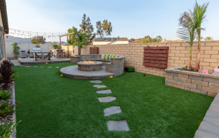Artificial Putting Green, Paver Install Santee - Coronado Best Turf, San Diego